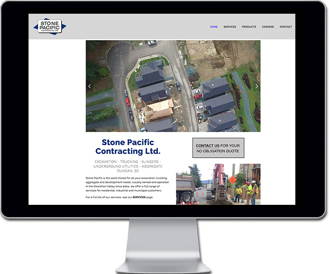 Stone Pacific Contracting Ltd.